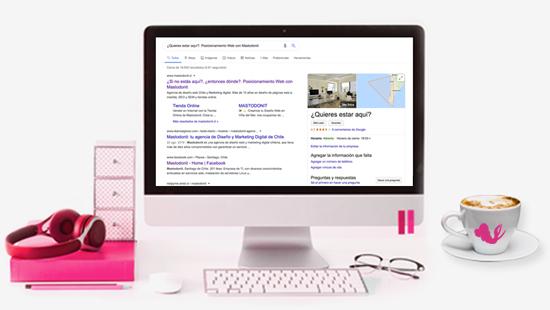 Posicionamiento Web con la Agencia SEO Mastodon IT