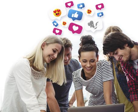 publicidad en internet con facebook ads, instagram y linkedin